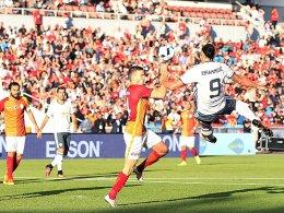 Tordeb�t f�r United: Ibrahimovic braucht drei Minuten
