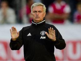 Mourinho verteidigt Vorgehen - Kritik an Klopp und Wenger