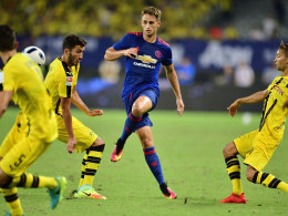 Mourinhos Seitenhieb wegen Januzaj und dem BVB