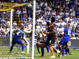 Spektakul�r und ohne Wechsel: Hull schl�gt Leicester!