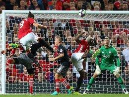 Doppelpack! Ibrahimovic stiehlt Pogba die Schlagzeilen