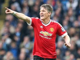 Schweinsteiger will bei Manchester United bleiben
