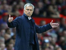 Mourinho �ber Schweinsteiger: