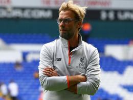 LIVE! Klopp mit Liverpool bei den Spurs unter Druck