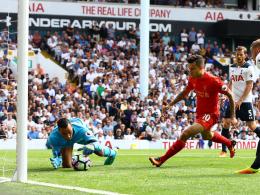 LIVE! Elfmeter f�r Liverpool: Milner ganz souver�n