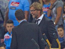 BVB-Ausraster: Was Klopp in Neapel zum Referee sagte