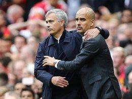 Guardiola und Mourinho treffen sich im Achtelfinale
