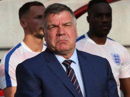 Schwere Vorwürfe gegen Englands Nationaltrainer Allardyce