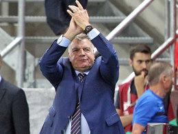 Ein Spiel oder 68 Tage: Allardyce als Nationalcoach entlassen