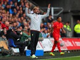LIVE! Weiter 0:1: Liverpool findet keinen Rhythmus