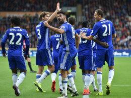 Firmino leitet Reds-Arbeitssieg ein - Chelsea erfolgreich
