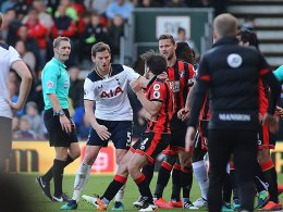 LIVE! Spurs in Bournemouth ohne Chance: 0:0