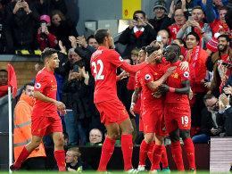 Ungewollt spannend: Doch Liverpool schlägt West Brom
