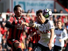 Son bleibt blass - Spurs enttäuschen in Bournemouth