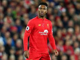 LIVE! Sturridge schießt Liverpool früh in Führung