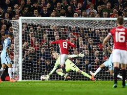 Mourinho gewinnt Stadtderby dank Mata