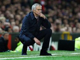 Die FA ermittelt mal wieder gegen Mourinho