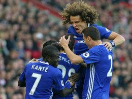 Chelsea beeindruckt und bleibt dran - Costas Superquote