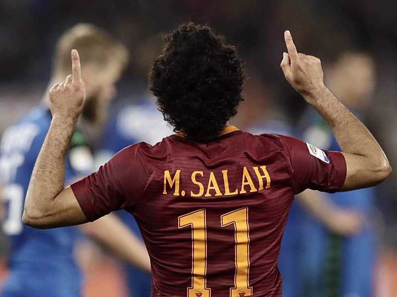 Ägypter Salah wechselt aus Rom zum FC Liverpool