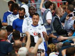 Eine Etage tiefer: Villa holt Terry für ein Jahr