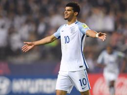 Liverpool verpflichtet U-20-Weltmeister Solanke