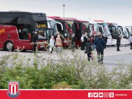 Stoke nimmt seine Fans erneut kostenlos mit