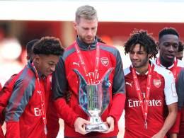 Merkwürdiger Modus: Arsenal gewinnt mit Niederlage