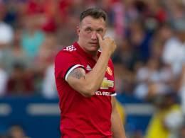 Dopingregel-Verstoß: UEFA sperrt Manchester Uniteds Jones