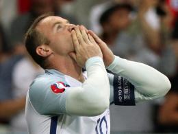 Nach Trainer-Anruf: Rooney tritt aus Nationalelf zurück