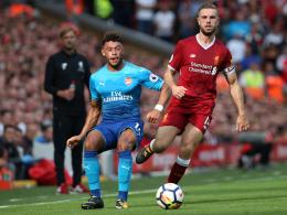 Liverpool: Oxlade-Chamberlain kommt - zwei andere nicht