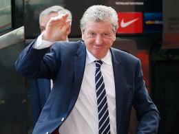 Hodgson soll Crystal Palace vor dem Abstieg bewahren