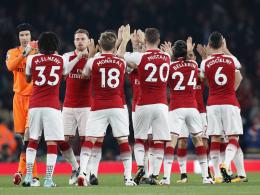Arsenal: Monreal und Iwobi besorgen Sieg gegen Brighton