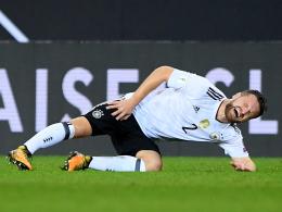 Wenger wundert sich über Mustafi-Verletzung
