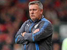 Leicester City trennt sich von Shakespeare