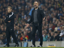 Guardiola in Rage: