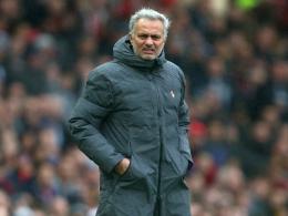 Mourinho teilt aus: