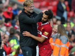 Klopp glücklich über Salahs Scheitern bei Chelsea