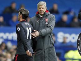 Özil und Sanchez: Coach Wenger spricht ein Machtwort