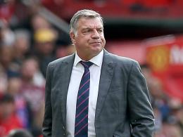 Allardyce soll Everton aus der Krise holen