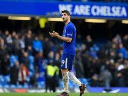 Chelsea ohne Morata: Verlieren verboten!