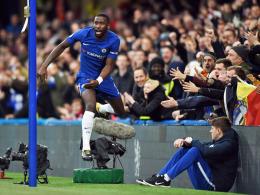 Rüdiger entfesselt Chelsea - Swansea siegt mit Sanches