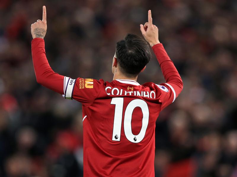 Liverpool und Barca einigen sich über Coutinho-Wechsel