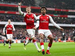 Arsenal in Torlaune - McCarthys Horror-Verletzung