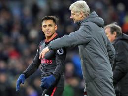 Wenger bremst wegen Aubameyang - und lobt Sanchez