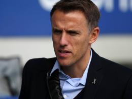 Phil Neville neuer Frauen-Nationaltrainer in England
