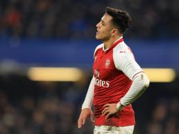 Trotz verpassten Dopingtests: Sanchez vor United-Debüt