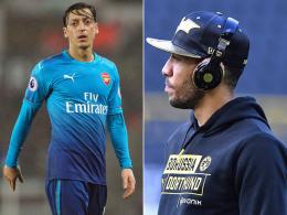 Slapstick in Wales: Arsenal verliert den Anschluss