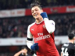Offiziell: Özil verlängert und wird bestbezahlter Arsenal-Profi
