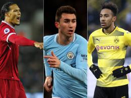 490 Millionen Euro! Premier-League-Klubs schlagen zu