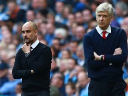 Showdown in Wembley: Erster Titel für Guardiola?